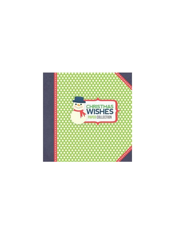 Christmas Wishes Paper Collection