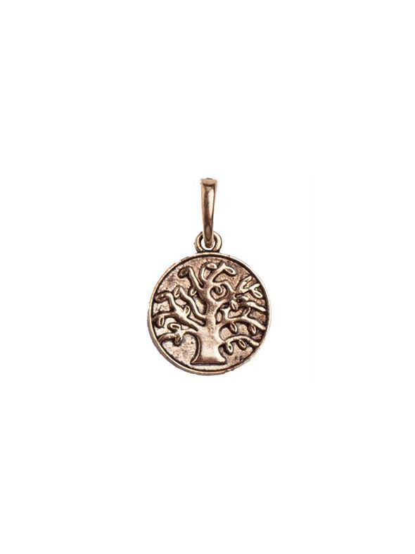 Gold Tree of Life Droplet