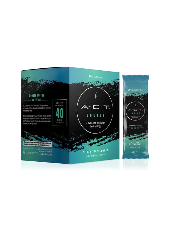 A.C.T. Energy On-The-Go 1 Box