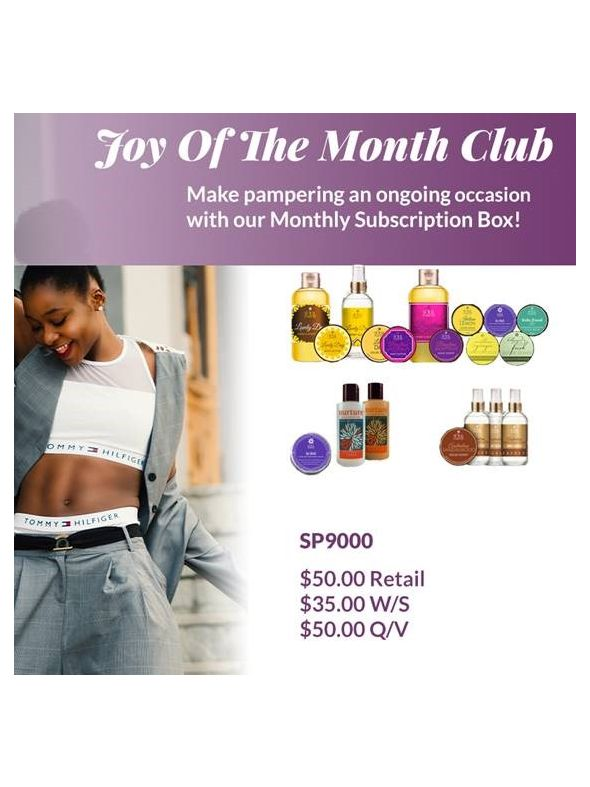 Joy of the Month Club