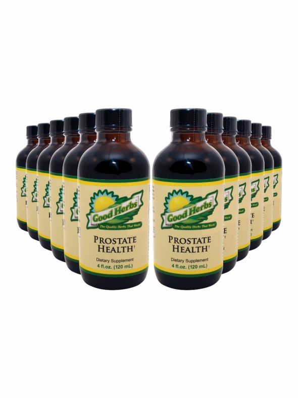 Prostate Health (4oz) - 12 Pack