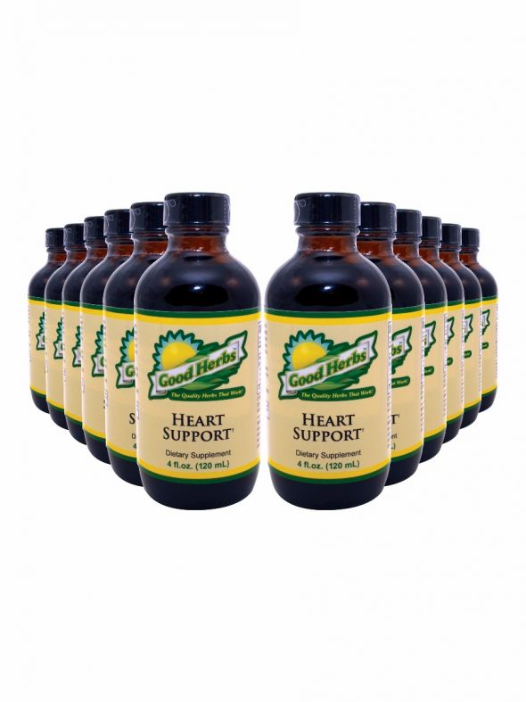 Heart Support (4oz) - 12 Pack