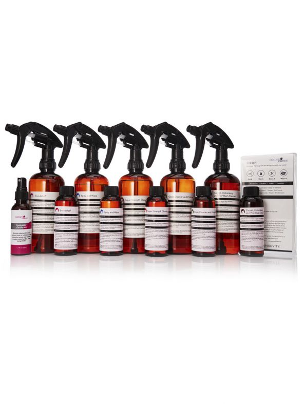 Nature Direct Cleaning Bundle