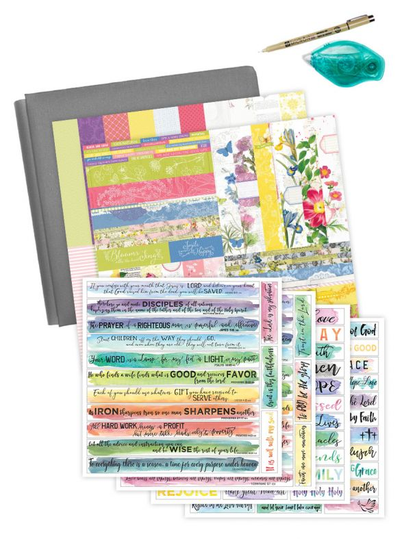 Colorful Faithbooking Bundle